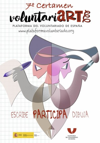 7º certamen voluntariarte